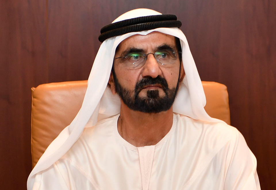 Government officials belong 'in the field' with the UAE's people, says Sheikh Mohammed
