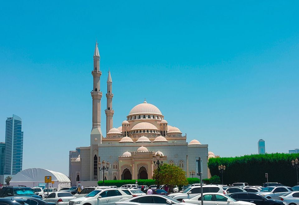 Sharjah to spend $29m in construction, maintenance of mosques