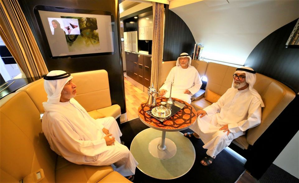 Basma programme to deliver benefits to elderly Emirati fliers
