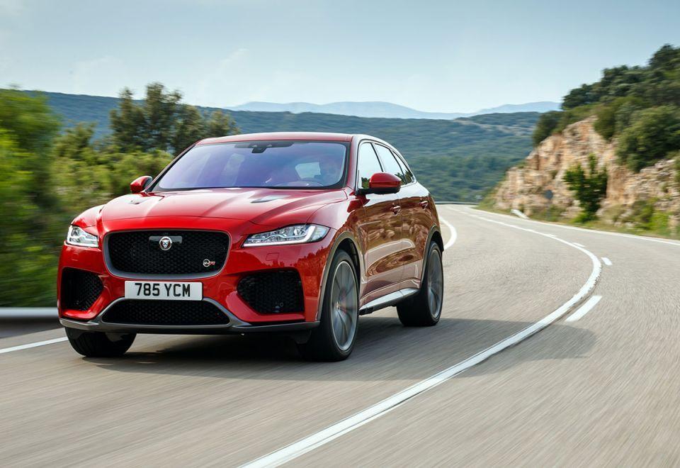 Jaguar Land Rover MENA sales rise amid $4.58bn global losses