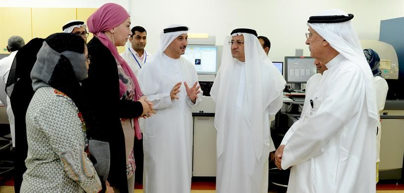 DHA completes renovation, expansion of Rashid Hospital's trauma centre laboratory