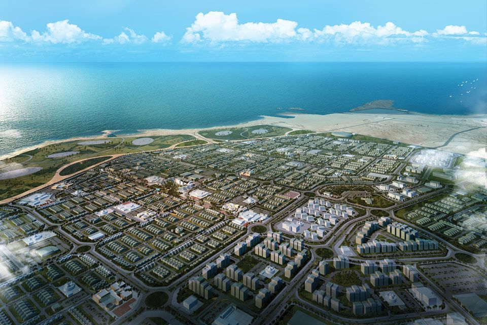 Kuwait begins work on mega residential projects