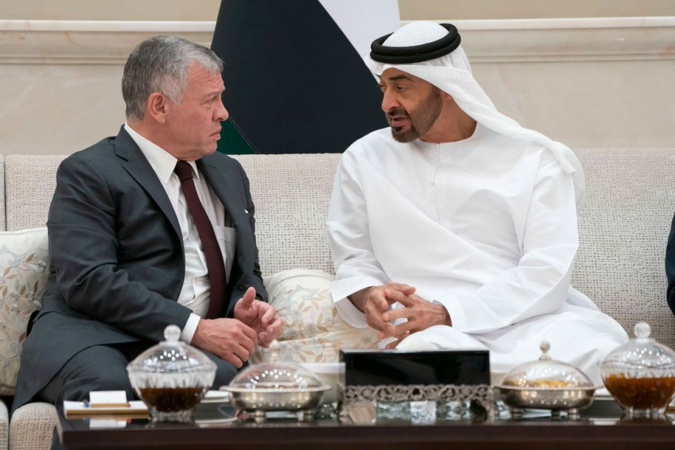 UAE working to safeguard maritime navigation, says Abu Dhabi Crown Prince
