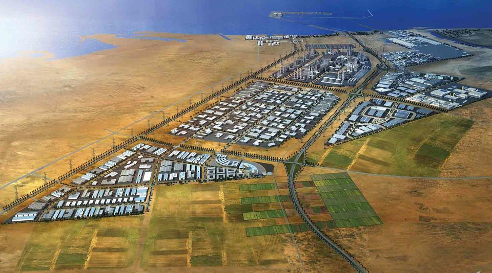 Chinese giant eyes Abu Dhabi for $10bn industrial project