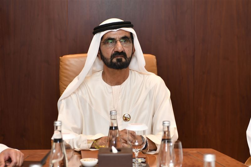 Dubai ruler covers medical bills of British victim of riding accident
