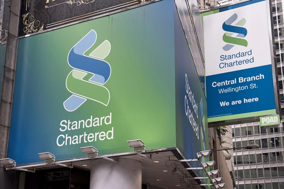 Standard Chartered pre-tax profit up 16% in Q3