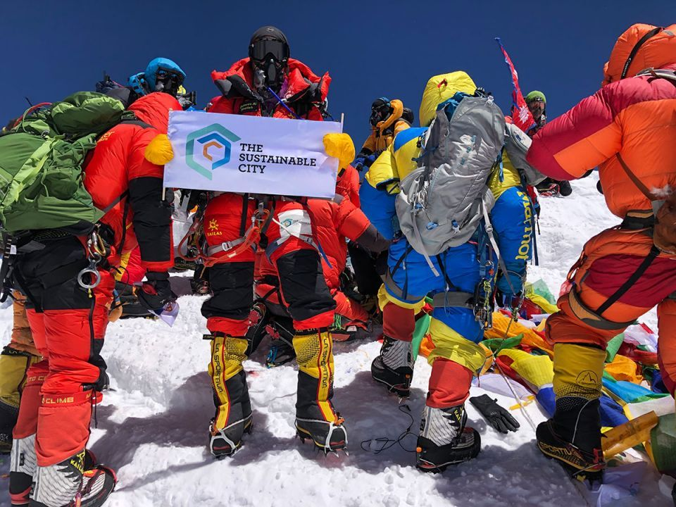 Meet the first Arab woman to scale Mount Everest from North Col terrain