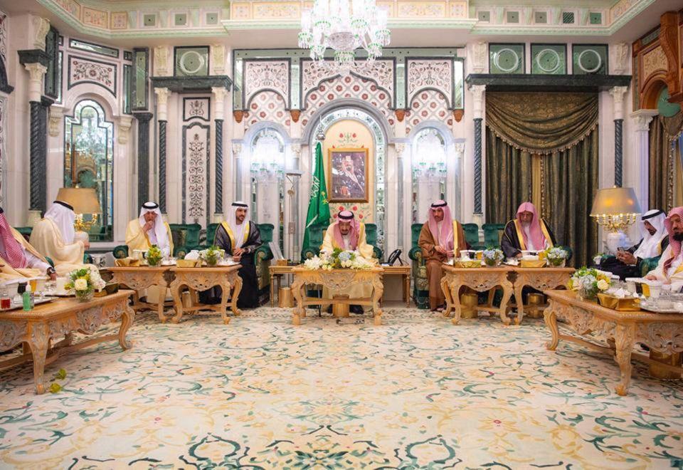 Gallery: King Salman receives Crown Prince of Dubai