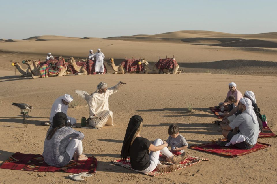 Review: Platinum Heritage Bedouin Experience
