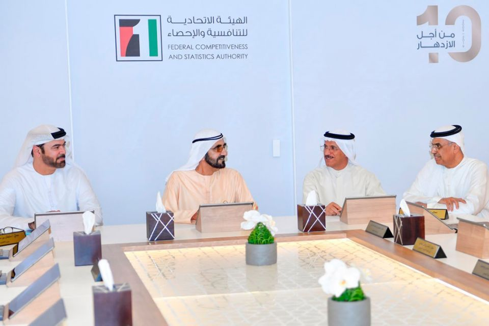 UAE to hit top 10 in 1,000 competitive indices within 10 years