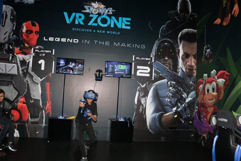 Saudi's Al Hokair to launch VR gaming zones in Abu Dhabi