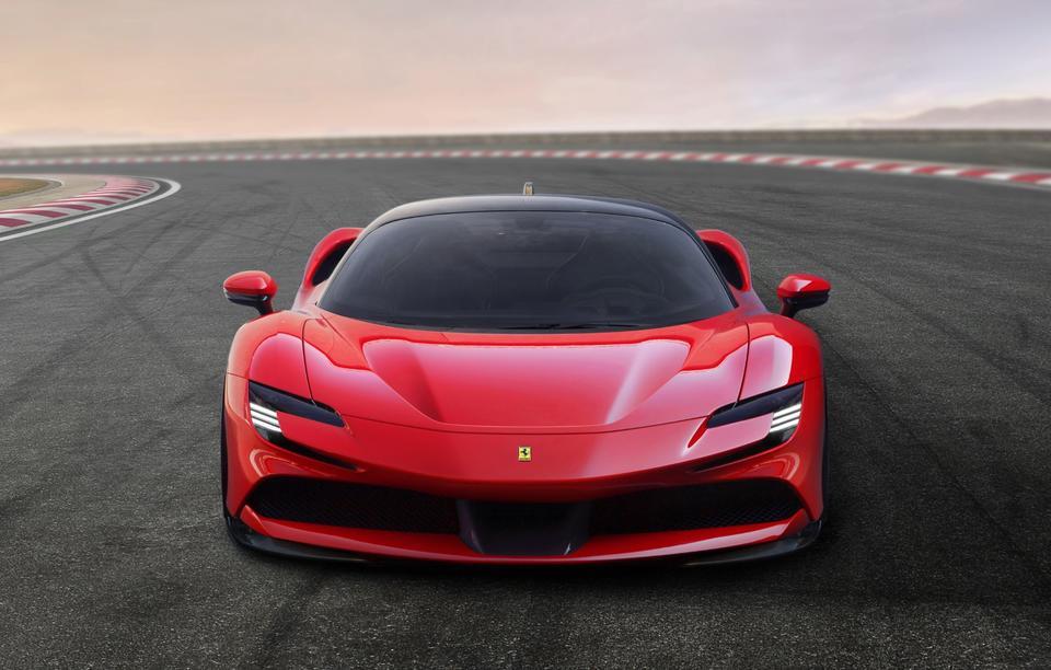 Making supercars for women 'a mistake': Ferrari