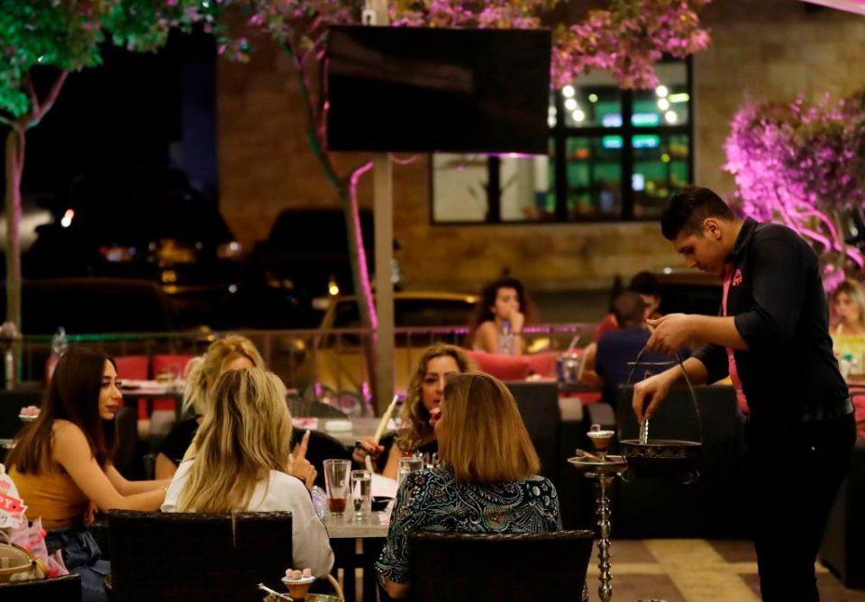 Lebanese bubble with anger over shisha tax