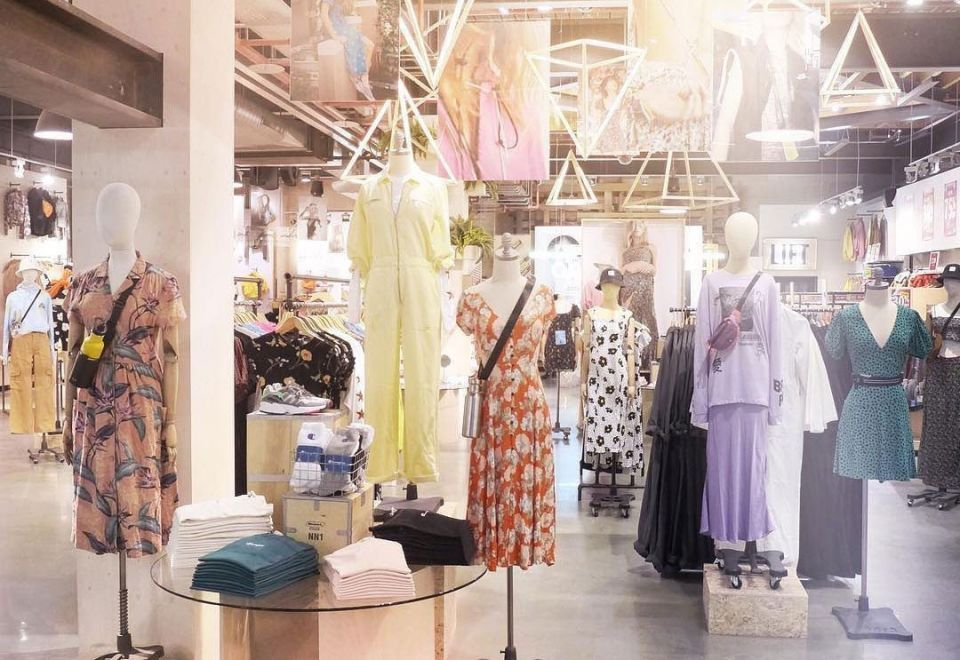 US fashion chain Urban Outfitters to open first store in Dubai Mall