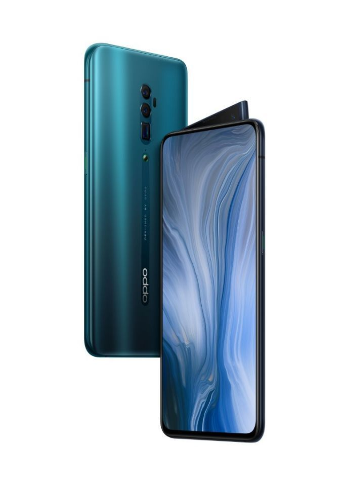 First ever 60x Digital Zoom technology realised on OPPO Reno Series