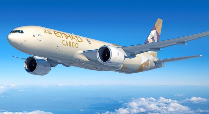 UAE's Etihad takes sole ownership of secure logistics firm