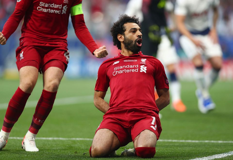 Gallery: Liverpool's 2-0 Champions League final victory over Tottenham