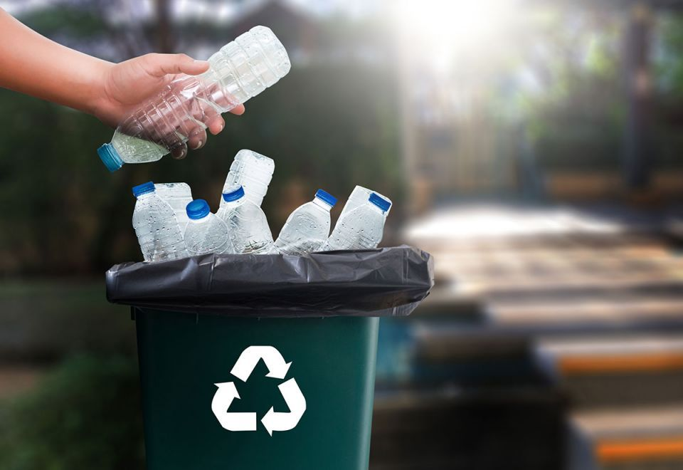 Less than half of UAE residents take part in recycling, survey finds