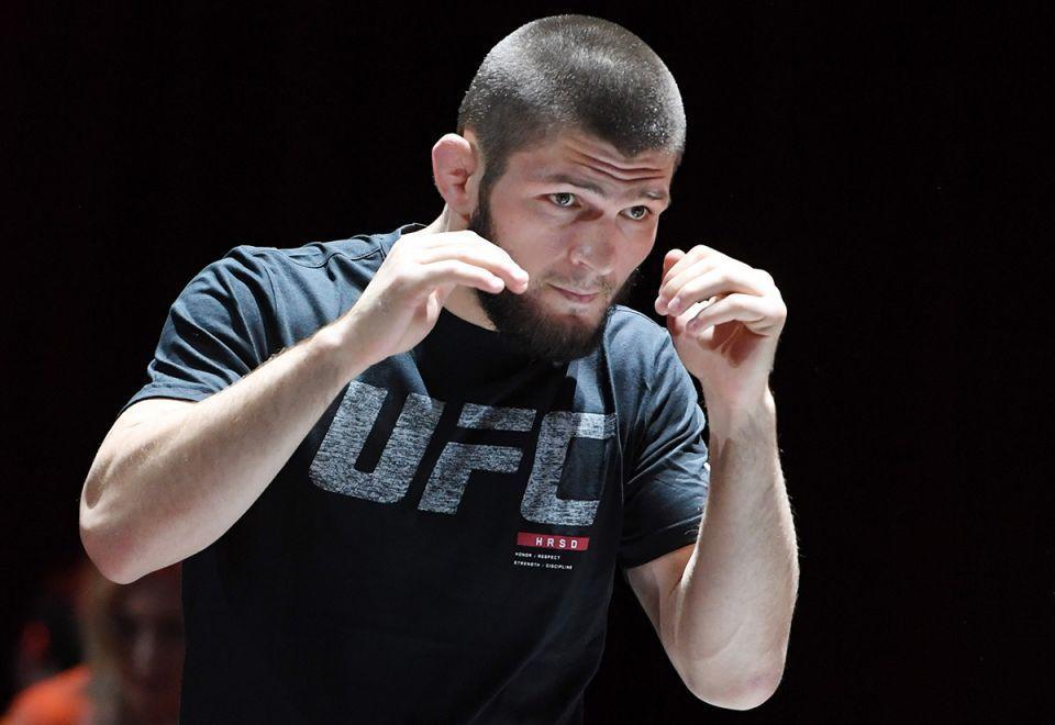 UFC: Could Khabib Nurmagomedov v Tony Ferguson take place in the UAE?
