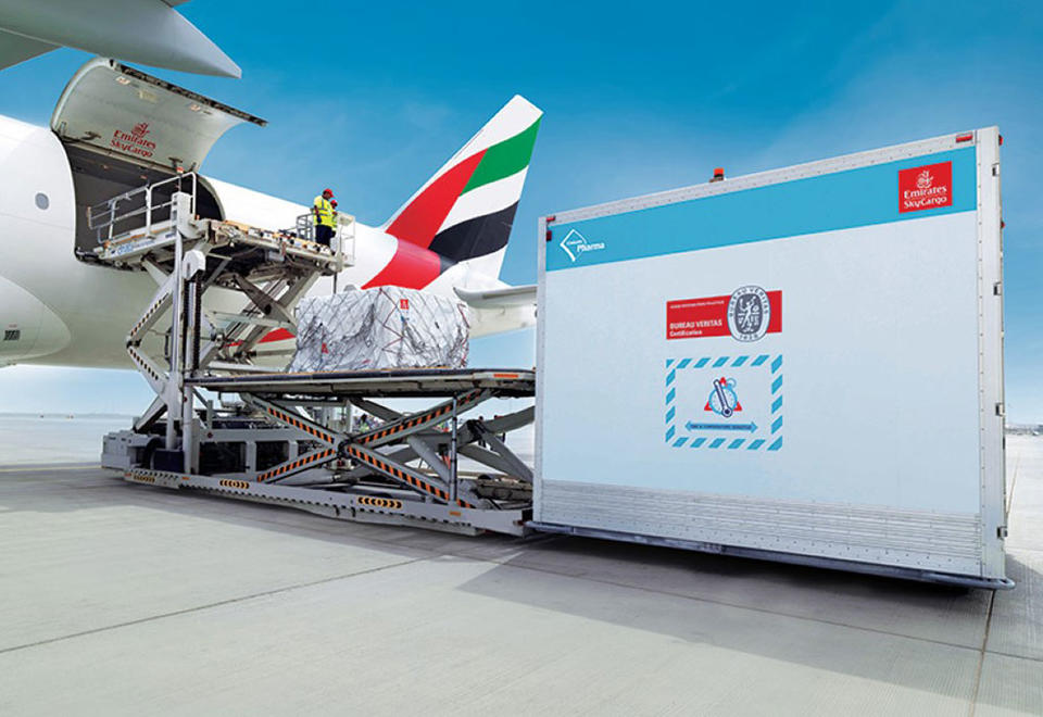 Middle East airlines see 4.8% dip in air cargo volumes in 2019