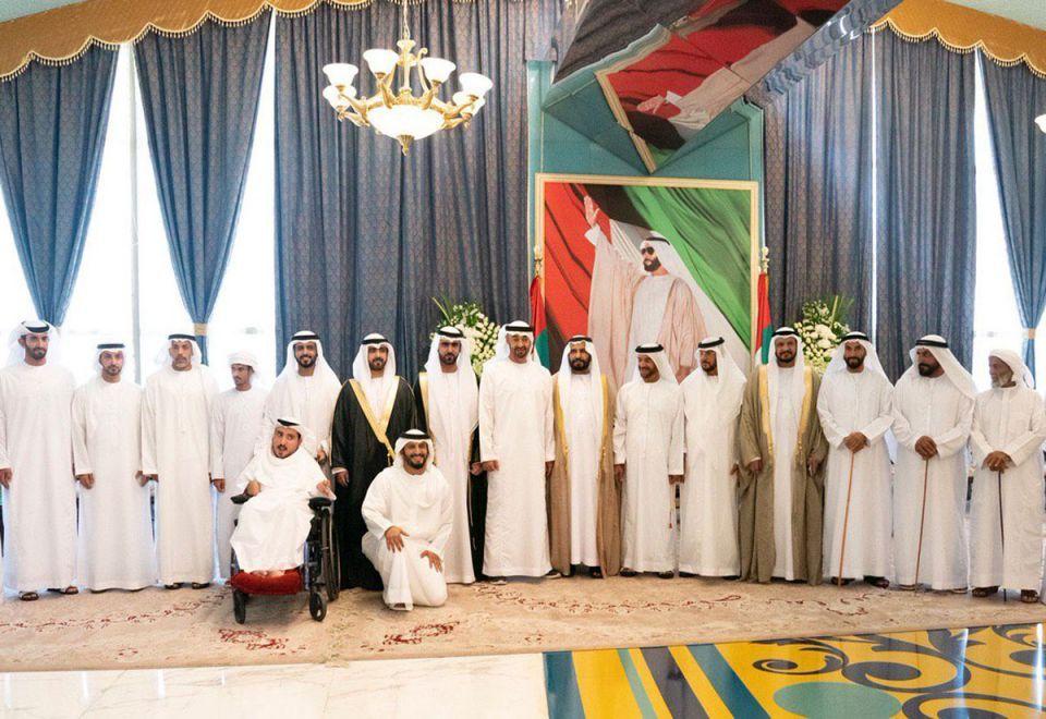 Gallery: Crown Prince of Abu Dhabi attends Al Ameri family wedding