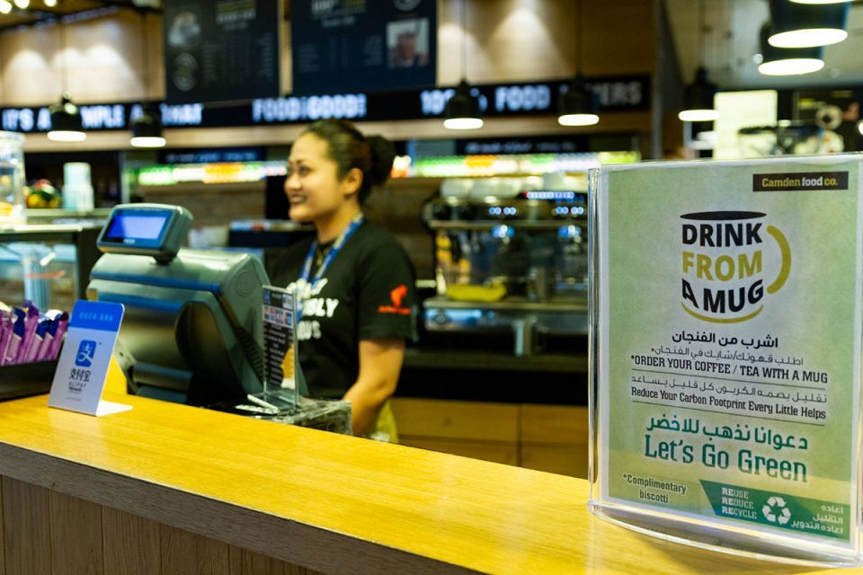 Dubai Airports to eliminate single-use plastics by 2020
