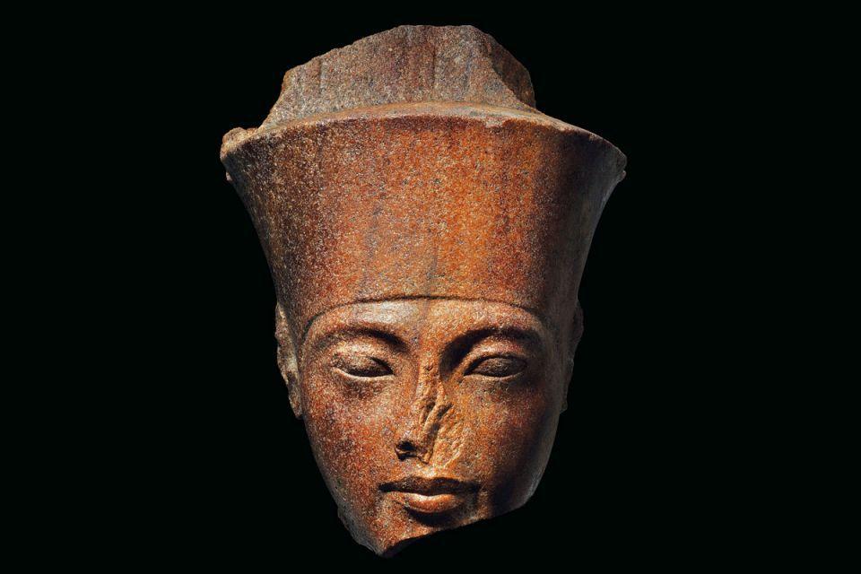 Egypt asks UK to halt auction of Tutankhamun sculpture