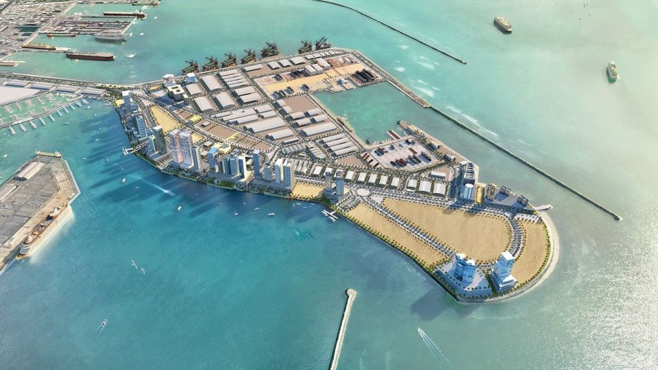 Omniyat says Dubai waterfront project set for 2020 handover