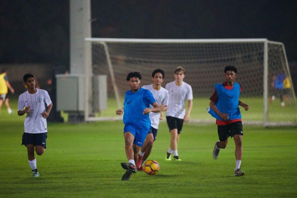 Young UAE footballers chosen for La Liga summer program in Spain
