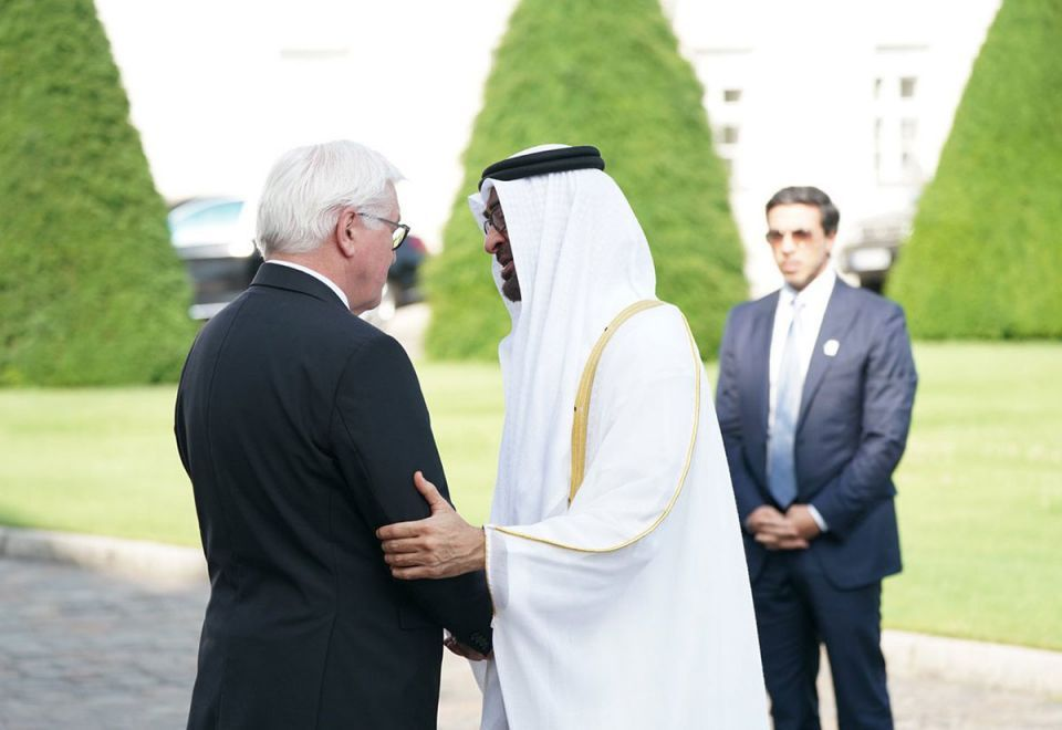 Gallery: Mohamed bin Zayed on two-day state visit to Germany