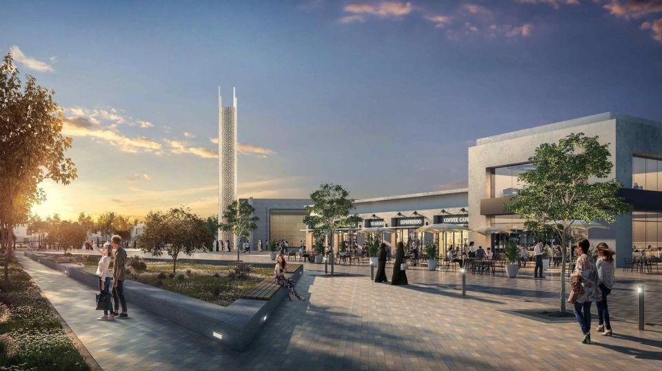 Aldar launches new $460m residential project for UAE nationals