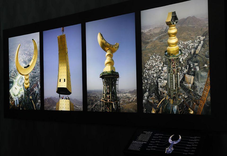 Tourists flock to newly opened Makkah Clock
