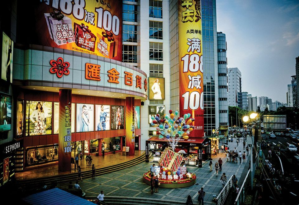 Opinion: China's big shopping sprees are so 2016