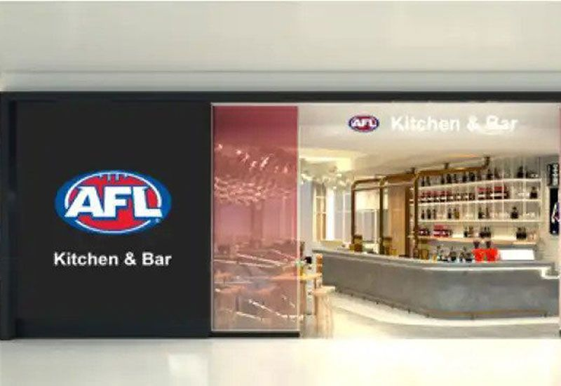 Emirates kicks off F&B deal with AFL