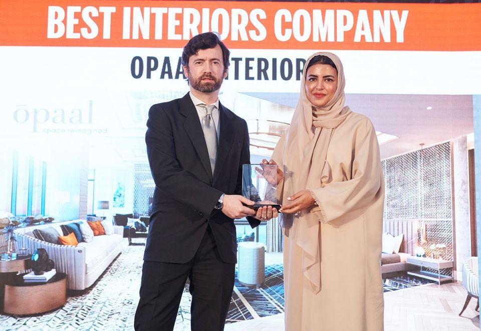 Gallery: Winners of the 2019 Arabian Business Real Estate Awards