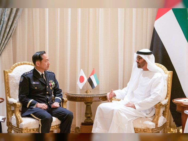 UAE, Japan discuss 'defence' cooperation after Gulf attacks
