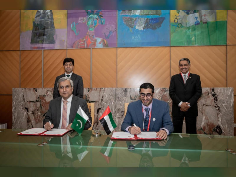 Pakistan signs new deal to protect workers in the UAE
