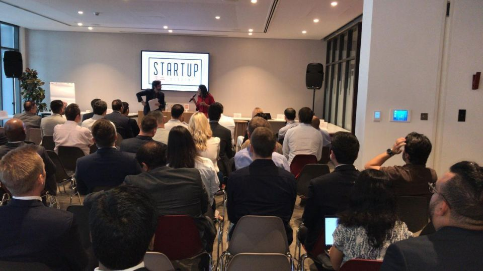 Who's Who: Participants at the June Arabian Business Startup Academy