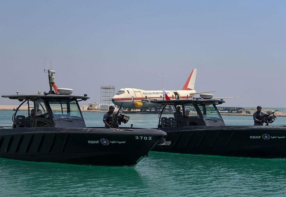Gallery: Bahrain's new underwater attraction