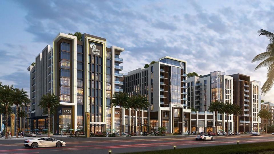 Dubai developer releases first homes in Wasl Port Views project