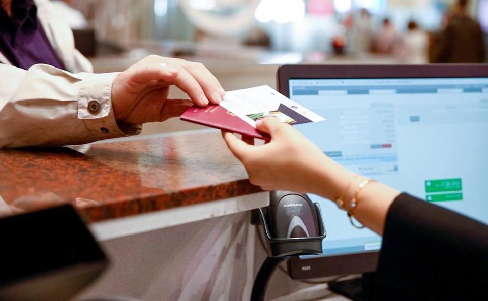 Dubai airports trials use of 'passport-free' biometric ID system