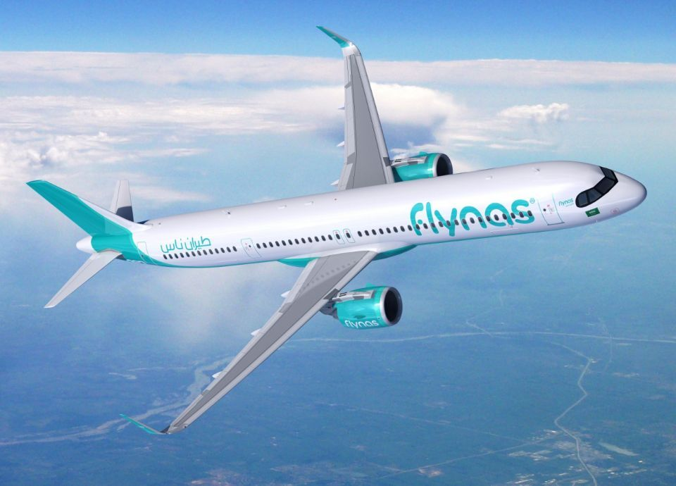 Flynas signs $2.4bn deal for 10 new aircraft