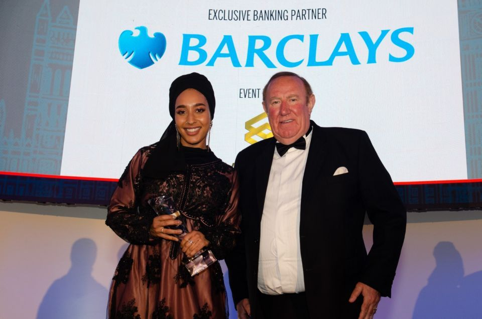 Gallery: Winners at the inaugural Arabian Business London Awards
