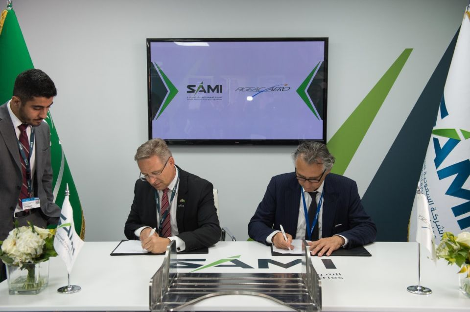 Saudi, French firms ink deal to build aerostructures factory