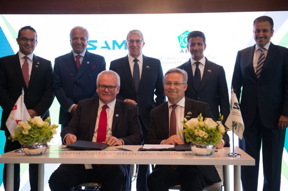 Saudi's SAMI buys electronics firm to boost local defence ambitions