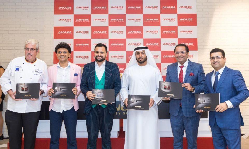 Dubai's Danube Group launches $5m hospitality venture