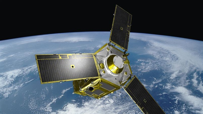UAE set to launch Falcon Eye satellite into orbit