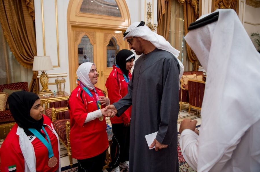 Special Olympics generated $260m in revenue for the UAE - study