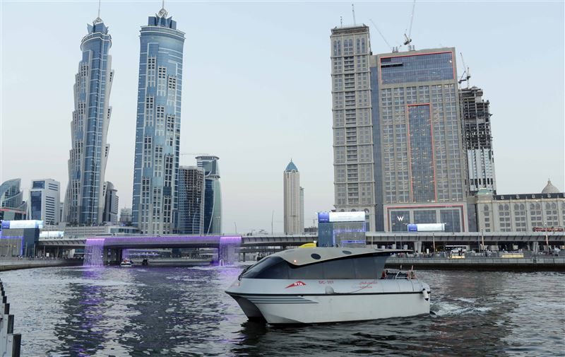 Revealed: how Dubai Canal marine transport will look in 2030