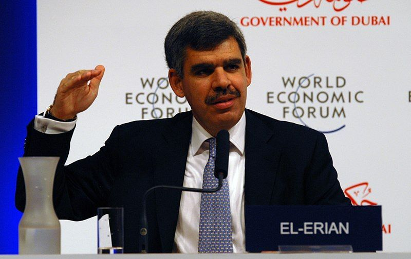 Who is Mohamed El-Erian, the Egyptian-American tipped to be the new IMF boss?
